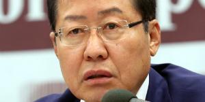"""홍준표 """"한국당은 진영의 수장 맹목적으로 따라가는 무뇌정치"""""""