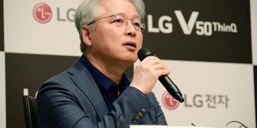 LG전자, 0달러 'LG V50 씽큐'로 북미 5G스마트폰 선점 노려