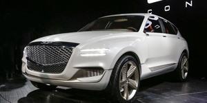 현대차, 제네시스 신차 GV80 G80 GV70 선보여 수익성 높이기 가능