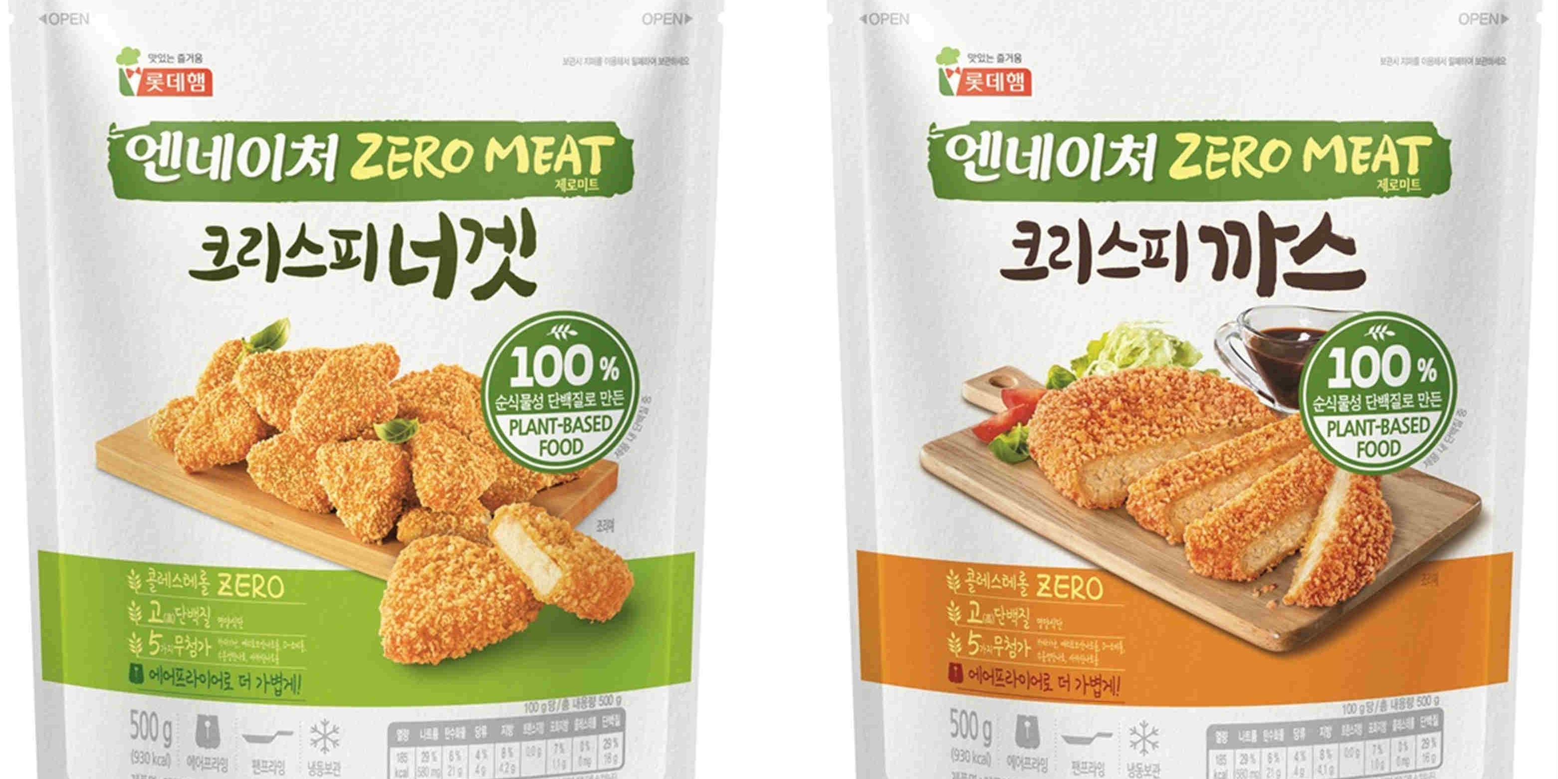 롯데푸드와 동원F&B, 대체육류사업으로 국내 채식시장 선점 잰걸음