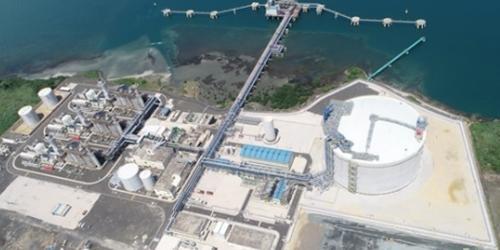 포스코건설, 파나마 최대 규모의 복합화력발전소 완공