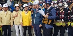 박원순, 서울시 철거공사 붕괴사고 막기 위해 단계별 안전대책 강화