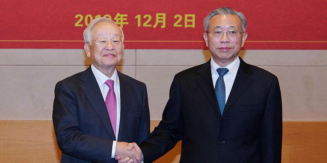"""손경식, 중국 산동성 주요인사 만나 """"산동성은 CJ 중국사업 핵심지역"""""""