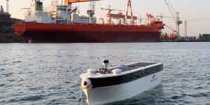 삼성중공업, SK텔레콤과 함께 5G통신 기반 자율운항기술 검증 성공
