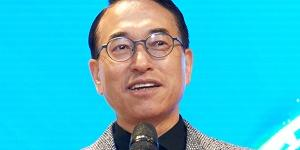 """삼성SDS 대표 홍원표 """"초연결사회로 진화하려면 데이터보안 필수"""""""