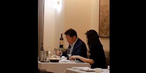 """최태원 법률대리인 """"유튜브 '김용호 연예부장' 방송은 명백한 허위"""""""