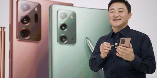 삼성전자 스마트폰 절호의 기회, 애플 화웨이는 미중 갈등에 발목잡혀