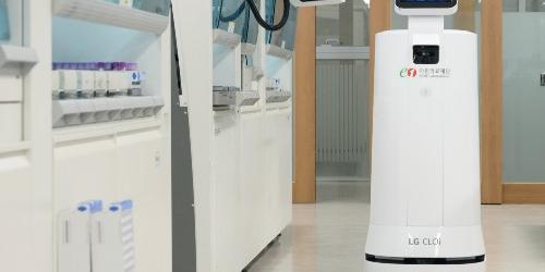 [오늘Who] LG전자 CTO 박일평 CES에, 인공지능 로봇 미래상에 시선