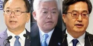 문재인 국정쇄신 개각폭 키우나, 총리에 김부겸 이태복 김동연 거명
